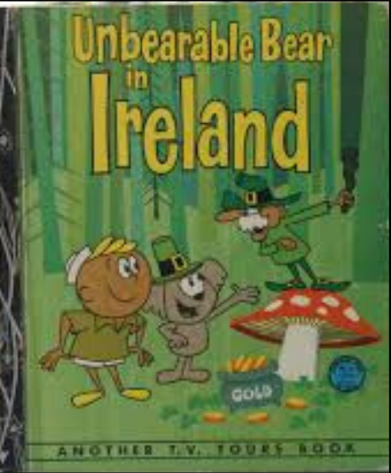 unbearable bear in Ireland