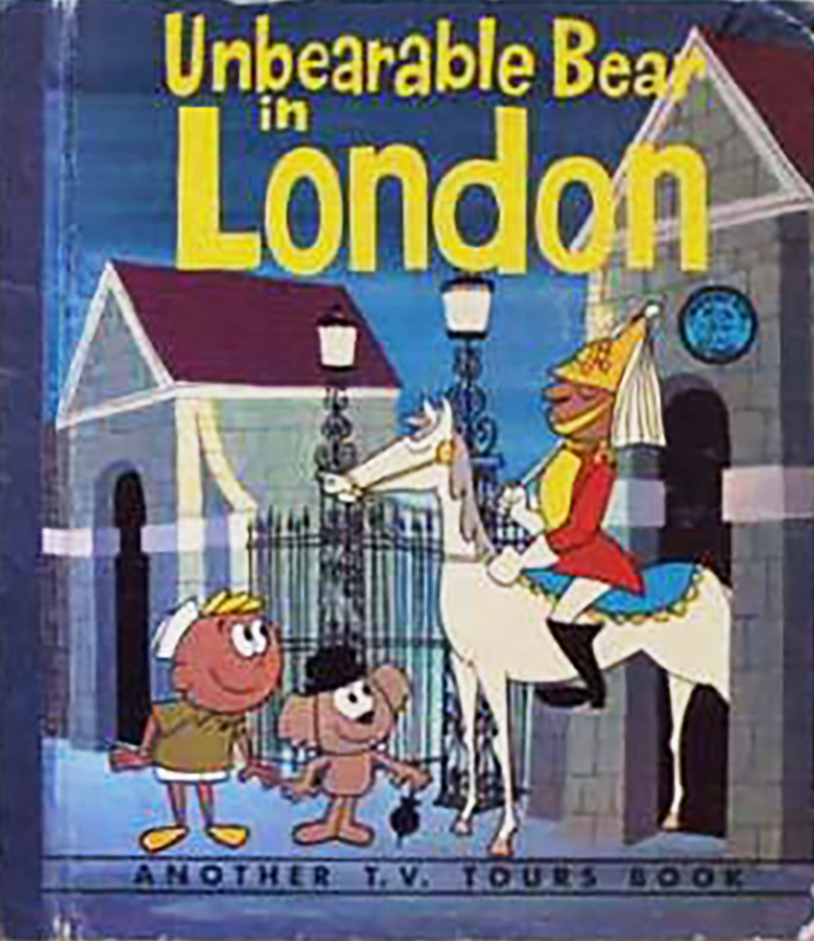 Unbearable Bear in London